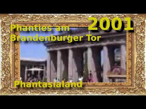 Phantasialand Phanties Am Brandenburger Tor Youtube
