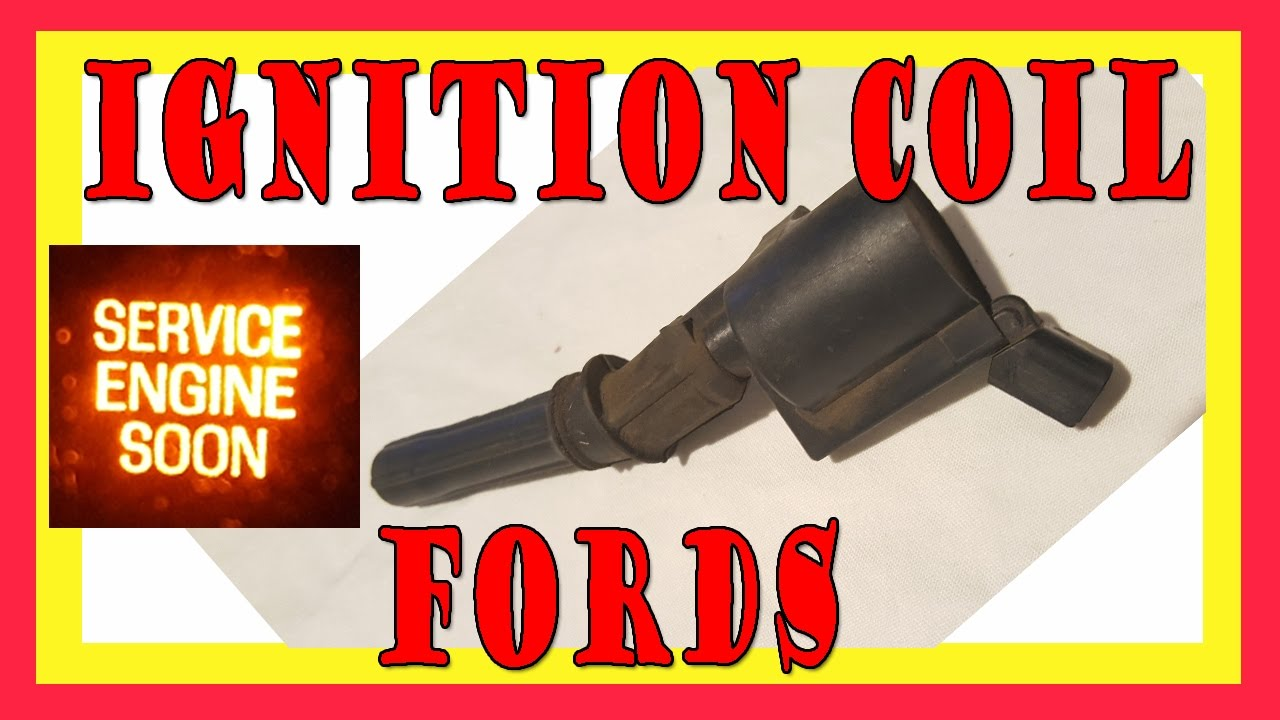 How to replace ignition coil ford expedition f150 explorer mustang gt