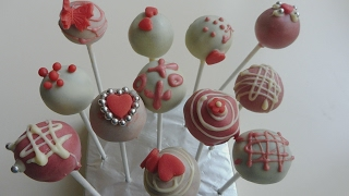 Dipping Cake Pops