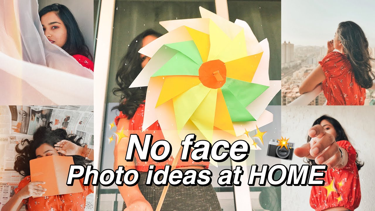 No Face Photo Ideas For Instagram At Home Photo Ideas And Poses Grishma Udayawar Youtube