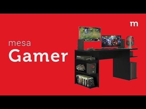 Conheça a Mesa Gamer da Madesa Móveis