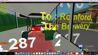 ROBLOX East London Bus Simulator V5.1(CSG BUS)