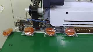 상주곶감 포장작업
