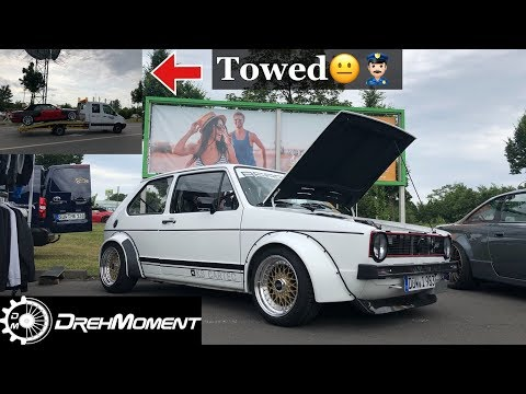 Turbo Mk1 Abt Golf! | Drehmoment