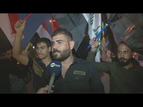 أخبار حصرية - إحتفالات في الفلوجة فرحاً بتحرير راوة من #داعش