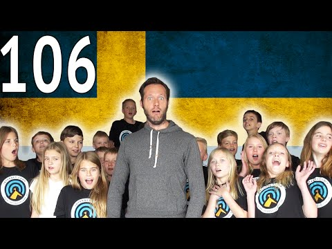 SOUNDS WE MAKE - 10 Swedish Words feat Internet Camp Karlskrona