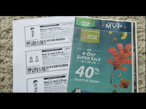 Coupon Insert Preview October 15th 2017 and BOGO Dial Coupons