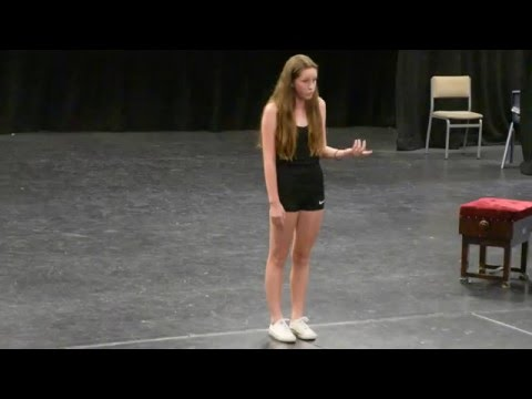 Mad Hatter from Wonderland the Musical - Emily Robinson Cover