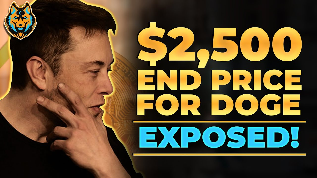 Download Elon Musk's Employees Leak The End Price For Dogecoin! $2,500 (Exposed)