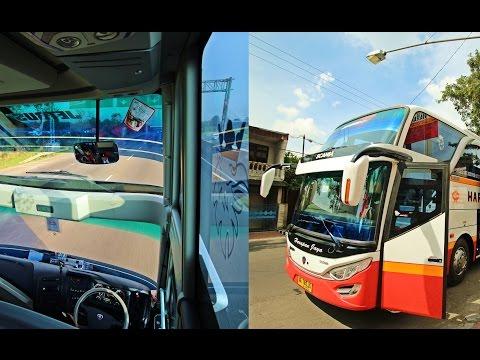 Trip Report Armada Terbaru Harapan Jaya Scania K360IB Opticruise Blitar-Jakarta