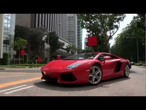 Hamilton Scotts Residence - How To Park Your Lamborghini Aventador