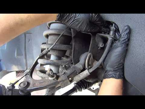 How To Replace Left and Right CV Axle on Chevy/GMC/Cadillac Trucks 2007 – 2013 GMT-900
