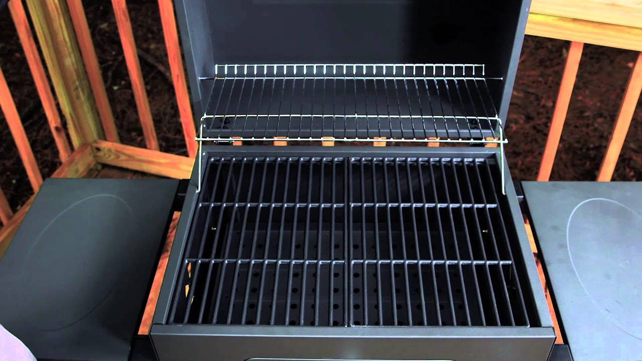 Landmann Holzkohlegrill Xxl 11510 : Vista charcoal grill video youtube