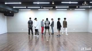 """Sample of My Pasta"" Dance Practice - BTS Idol"