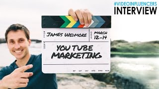 Seven Ways To Make Money With YouTube - James Wedmore Interview