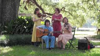 Magnolia Sisters: Dedans le sud de la Louisiane American Cajun, Blues & Zydeco Festival 2015