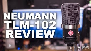 Neumann TLM 102 Review / Test