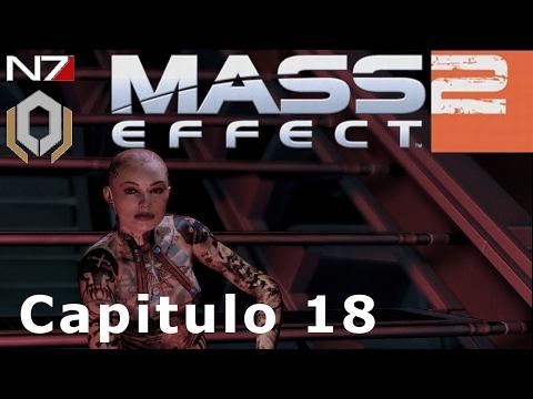 Mass Effect 2-Let´s play español-Capítulo 18-Jack en retrospectiva