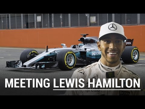 Asking Lewis Hamilton What You All Wanted To Know