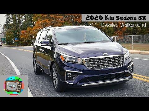 2020 Kia Sedona SX Minivan - Detailed Walkaround And Review - Is This Your Next Minivan?