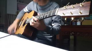 Night Street (Yuki Matsui) - Guitar Cover