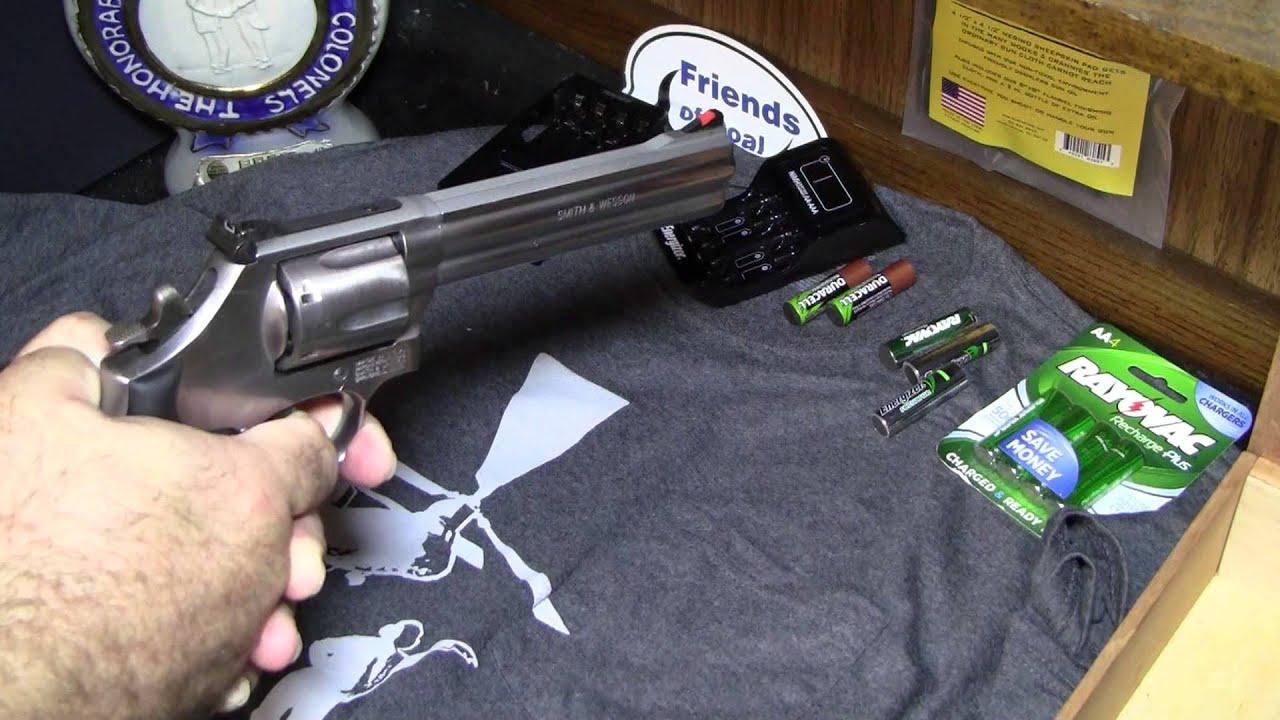 Smith Wesson 686 Trigger Job