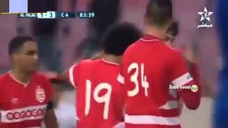Club Africain vs Al Hilal Benghazi 3 1 اهداف كاملة ca vs hilal 2015 2017 Video