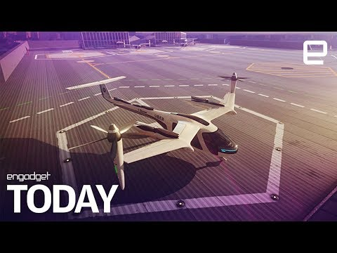 You ready for flying taxis from Uber? | Engadget Today