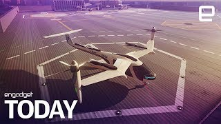 You ready for flying taxis from Uber?   Engadget Today