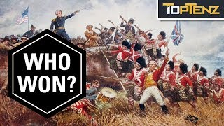 10 Forgotten Facts About the War of 1812