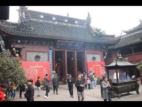 Shanghai City God Temple / 上海城隍庙