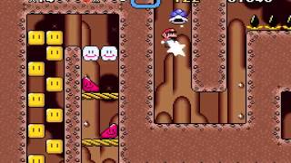 Item Abuse 3  The Finale The Hardest Super Mario World Level In Existence
