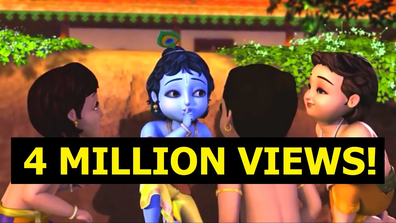Download Little Krishna (English) (2010) (All 3 DVDs in One Video!)