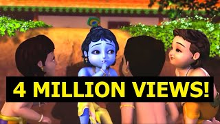 Little Krishna (English) (2010) (All 3 DVDs in One Video!)