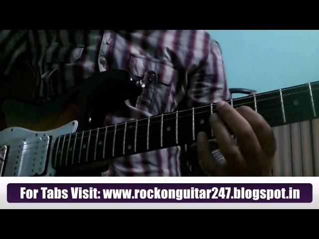 Baarish Guitar Intro+Tabs Yaariyan - YouTube