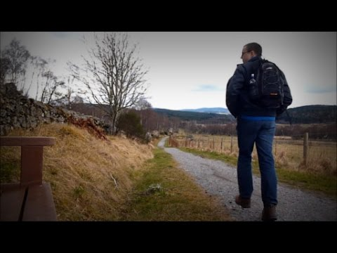 Walking the Deeside Way - Part 2 of 3 (Banchory to Aboyne)