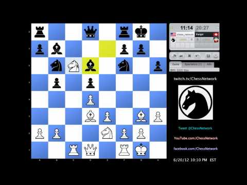 Simultaneous Chess Exhibition w/ Live Commentary #6: 7 Opponents