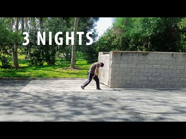 3 NIGHTS - DOMINIC FIKE | Edward Chang Choreography
