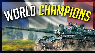 ► World of Tanks: World Champions - French Tanks Special Edition