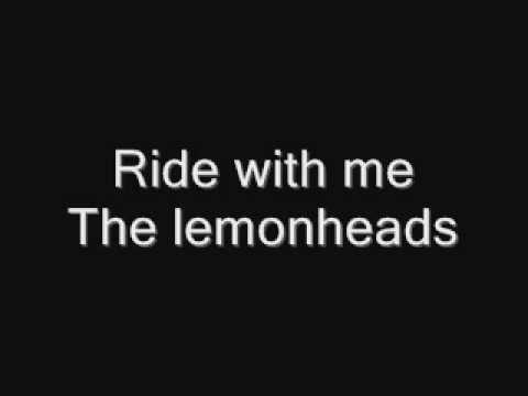 ride with me - the lemonheads music