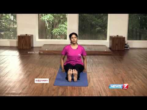"""Yoga """"Vajrasana"""" (21-12-14)"""
