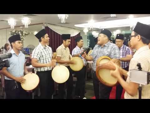 Kompang AKRAB 27Mar15 - Aduhai
