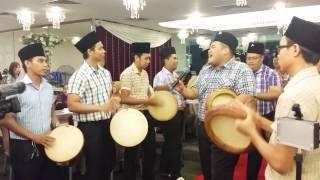 Kompang AKRAB 27Mar15 Aduhai
