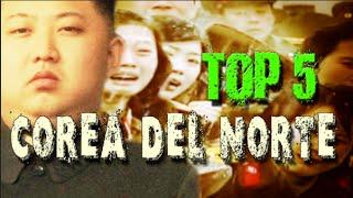 5 Cosas increíbles de Corea del Norte