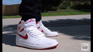 GOT THESE AIR JORDAN RETRO'S UNDER RETAIL! - ON FOOT LOOK