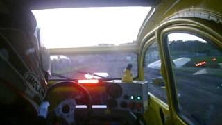 Carpulling Snelrewaard 2011 Poison Ducky onboard 2de manche autotrek