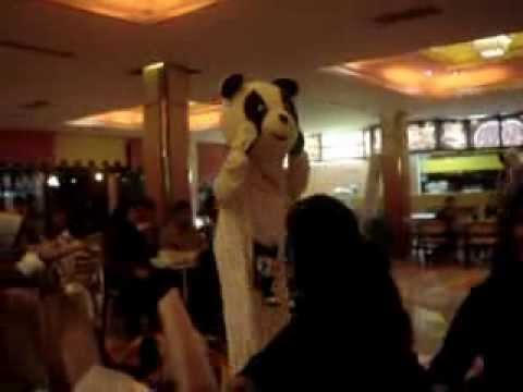 The Iranian Dancing Bear
