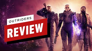 Outriders Review (Video Game Video Review)