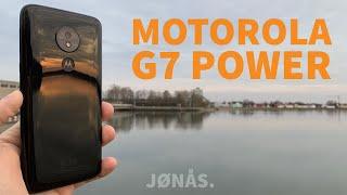 Moto G7 Power im Alltagstest - 5000mAh für zwei Tage?