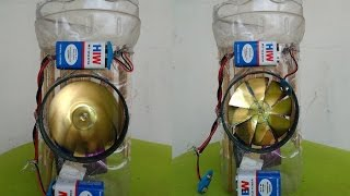 How to Make a Toy Air Cooler at Home